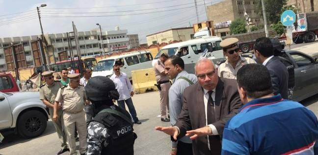 مدير أمن القليوبية يقود حملة أمنية مكبرة بمركز بنها