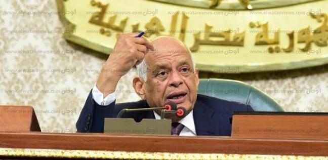 """رئيس النواب ينتقد عقوبات مشروع قانون المحال العامة: """"زي الإعدام"""""""