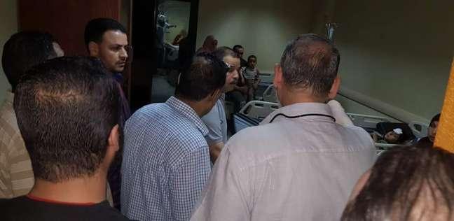 إصابة طالبة بحالة تسمم عقب تناولها طعام بأحد المطاعم في مركز الشهداء