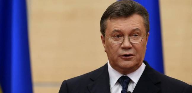 النيابة العامة الأوكرانية تطلب السجن 15 عاما للرئيس السابق يانوكوفيتش