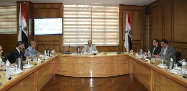 """جامعة كفر الشيخ تتقدم للحصول على مشروع تدريب لـ""""الاستزراع السمكي"""""""