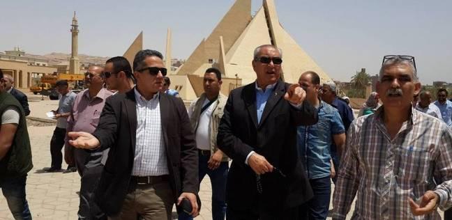 وزير الآثار: متحفا ملوي والآتوني يضعان المنيا على خريطة السياحة العالمية
