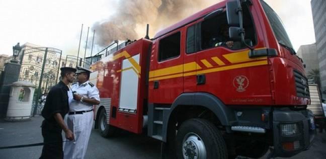 """عرض فيديو لاختطاف سيارة إطفاء خلال جلسة """"أحداث مجلس الوزراء"""""""