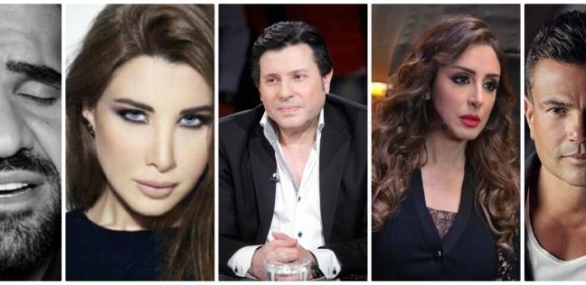 نجوم الفن ينعون ضحايا حادث محطة مصر