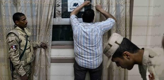 طوابير أمام أبواب اللجان الانتخابية في الإسكندرية