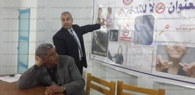 """بالصور  مديرية الشباب والرياضة بجنوب سيناء تنظم ندوة عن """"أخطار التدخين"""""""