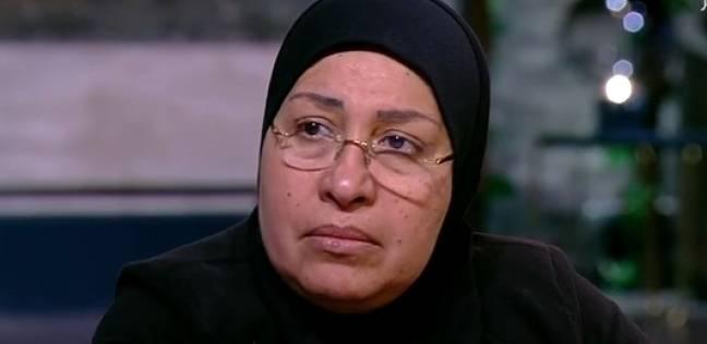 """سامية زين العابدين: """"شعبنا ذكي وجبار وشايف المؤامرة اللي بنتعرض لها"""""""