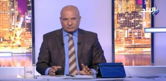 أحمد موسى: أحترم كل رؤساء مصر ماعدا الجاسوس مرسي