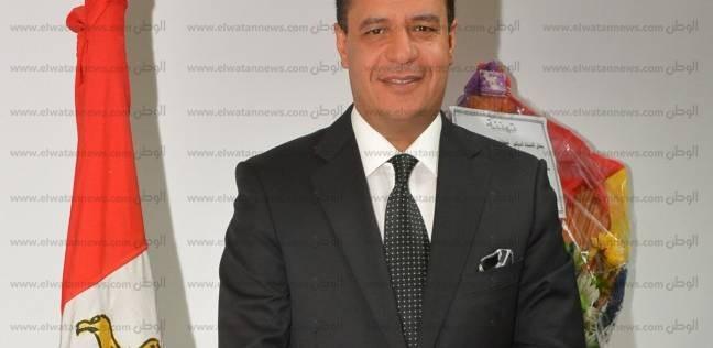 شحاتة شلقامي نائبا لشؤون خدمة المجتمع بجامعة أسيوط
