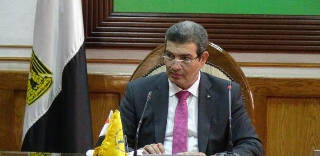 افتتاح مركز لتصنيع النباتات الطبية والعطرية بجامعة المنيا