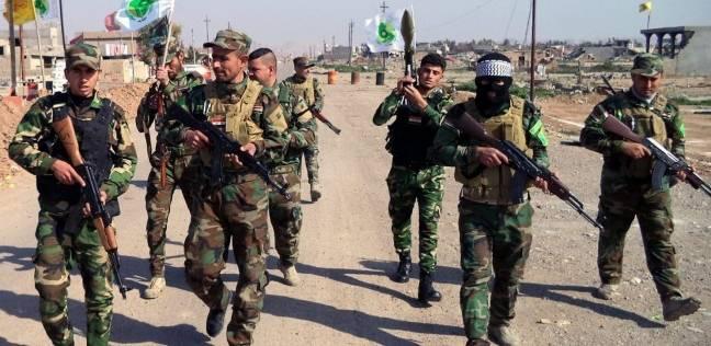 الحشد الشعبي يتهم إسرائيل للمرة الأولى بشن الهجوم على غرب العراق