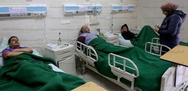 «جمعة»: انفجار «بنغازى» رفع السيارات فى الجو.. والمستشفيات عجزت عن توفير العلاج