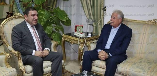 فودة يستقبل سفير دولة أذربيجان لبحث سبل التعاون السياحي بشرم الشيخ