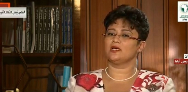 نميرة نجم: يجب أن نوافق على أي اتفاقية قبل توقعيها من الاتحاد الإفريقي