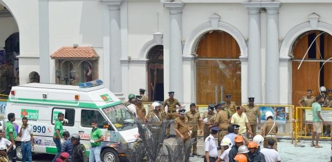 """إعلان """"الحداد الوطني"""" في سريلانكا على ضحايا """"أحد الفصح"""""""