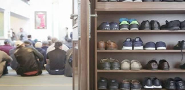 سرقة الأحذية