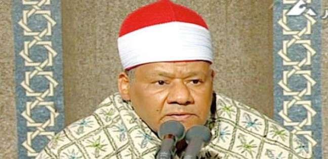 عاجل| وفاة الشيخ محمود أبوالوفا الصعيدي عن عمر يناهز الـ64 عاما