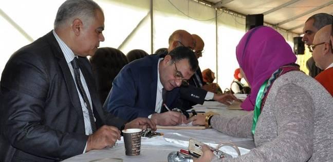 """بدء التصويت في انتخابات """"المصري"""".. وإقبال كبير من أعضاء النادي"""