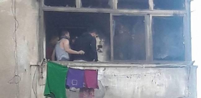 السيطرة على حريق بشقة سكنية بالفيوم
