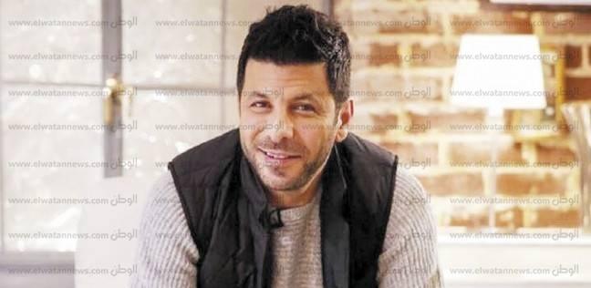 """إياد نصار: فرحان بنجاحي.. و""""الممر"""" هدفه إعلاء روح الوطنية لدى الشباب"""