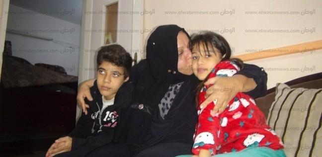"""""""عمر وسلمي"""" مأساة طفلين شاهدا وفاة والديهما مختنقين في الدقهلية"""