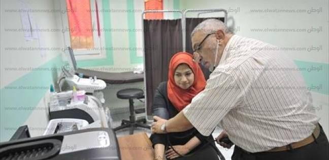 «الصحة»: 600 مرشح محتمل سجلوا أسماءهم لتوقيع الكشف الطبى