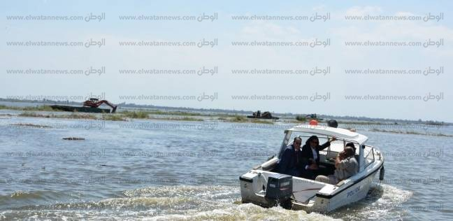 مصرع صياد وإصابة 4 آخرين في تصادم مركبي صيد ببحيرة المنزلة في الدقهلية