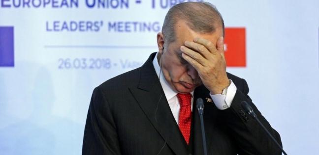 بلاغ للنائب العام لاعتبار أردوغان شخصا غير مرغوب في مصر - حوادث -