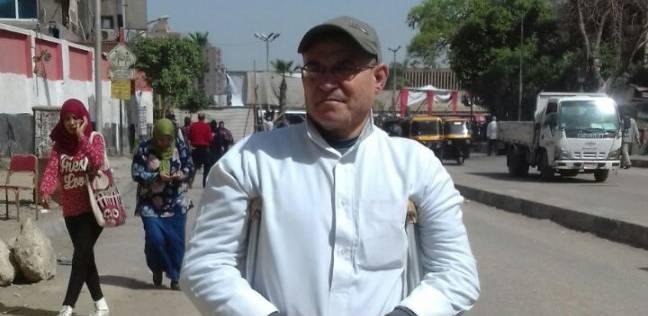 صوت «الحصرى» لصالح شهداء سيناء: «مش هنقعد فى بيوتنا»