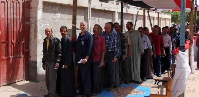 إقبال كثيف على لجان محافظة الجيزة في اليوم الثاني للانتخابات الرئاسية
