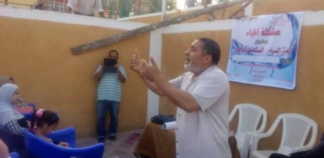 """""""الإعلام المائي"""" ينظم ندوة توعية بأهمية ترشيد المياه في الشيخ زايد"""