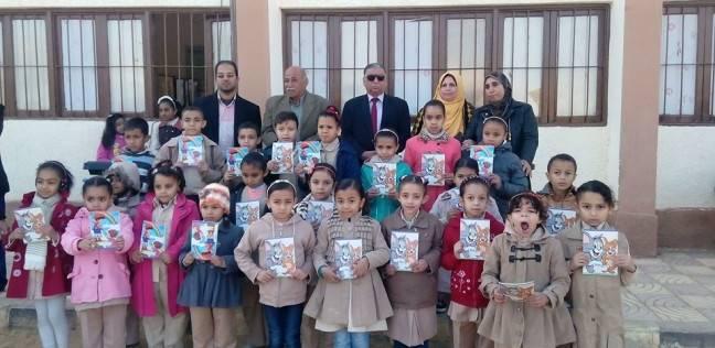 """""""الخارجة التعليمية"""" تكرّم حفظة القرآن الكريم بمدرسة الجغيل الابتدائية"""
