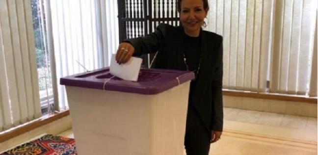 بالصور  أبناء الجالية المصرية يصوتون على تعديل الدستور في أستراليا