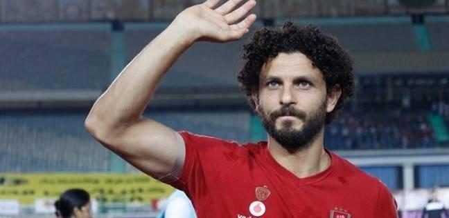 كيف شارك محمد صلاح في ليلة اعتزال حسام غالي؟