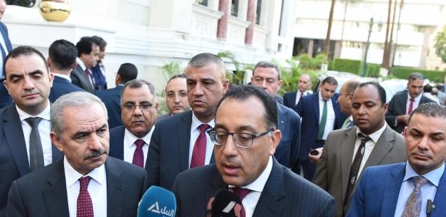 نتيجة بحث الصور عن جلسة مُباحثات مُوسعة برئاسة رئيسي وُزراء مصر وفلسطين