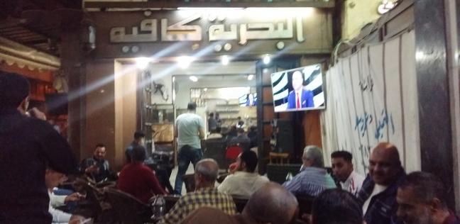 فض مشاجرة بمقهى في بورسعيد لخلافات على عقار.. والأهالي: نشجع الأهلي