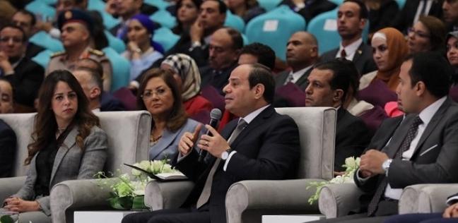 الرئيس فى مؤتمر الشباب: الجيش المصرى مركز الثقل الحقيقى فى المنطقة بأكملها - مصر -