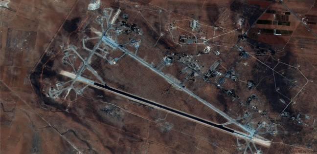 """""""الوطن"""" ترصد 7 معلومات عن قاعدة """"الشعيرات"""" المستهدفة في سوريا"""
