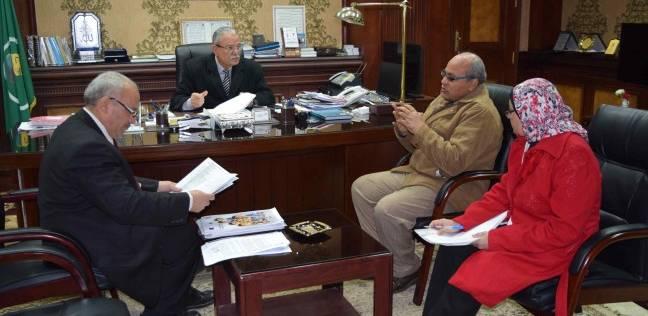 محافظ المنيا: لجنة تطوير المدينة ستراعي احتياجات ذوي الإعاقة