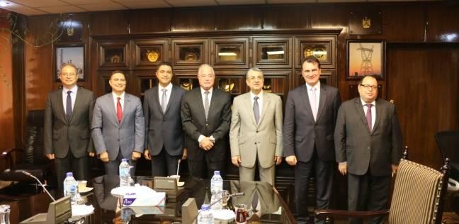وزير الكهرباء: تشجيع تنفيذ مشروعات الطاقة الشمسية في جنوب سيناء