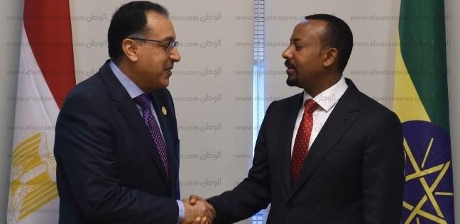 رسالة من «السيسى» إلى «آبى أحمد».. وإثيوبيا: ملتزمون بـ«محادثات النهضة»