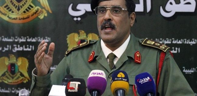المسماري: نقاتل تنظيمات تحالف الشر المدعومة من قطر وتركيا وإيطاليا