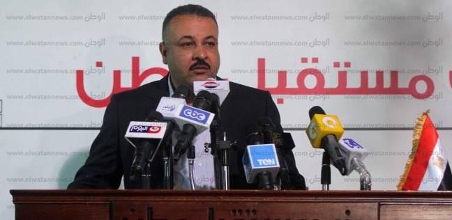 برلماني يطالب المجتمع الدولي بتنفيذ رؤية السيسي لمكافحة الإرهاب