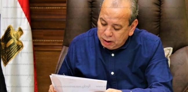 محافظ كفر الشيخ: تزويد بعض المستشفيات بأجهزة ومستلزمات لتحسين الخدمات