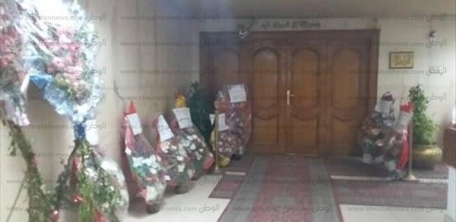 محل ورد على باب محافظ أسيوط.. ونور الدين يلغي مراسم الاستقبال