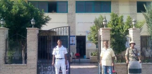 تكثيفات أمنية أمام لجان الاقتراع بالإسكندرية تزامنا مع بدء الانتخابات