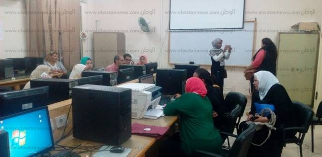 معامل تنسيق عين شمس تستقبل 50 طالبا لتسجيل رغباتهم