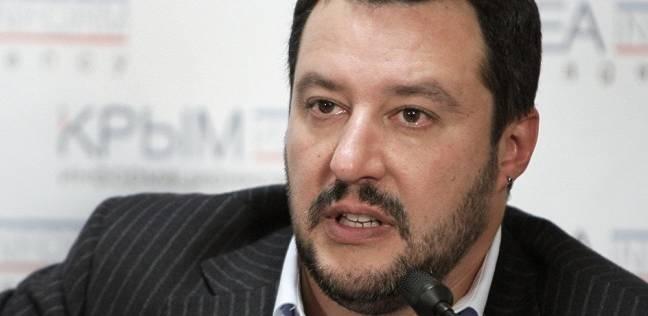 سالفيني يتهم الاتحاد الأوروبي بعدم التحرك بشأن سفينة المهاجرين