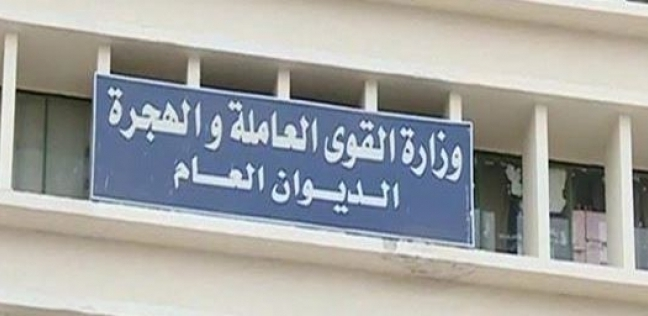 """""""القوى العاملة"""" تحصل 3.8 مليون جنيه مستحقات مصريين في السعودية"""
