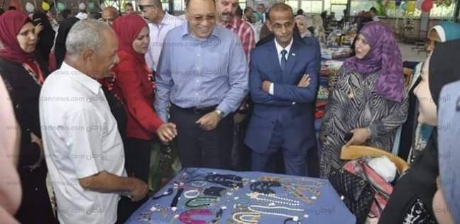 رئيس جامعة قناة السويس يعلن عن دعمه نقابة العاملين ولجنة المرأة